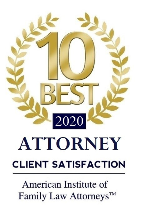 10 Best Female Attorneys Logo